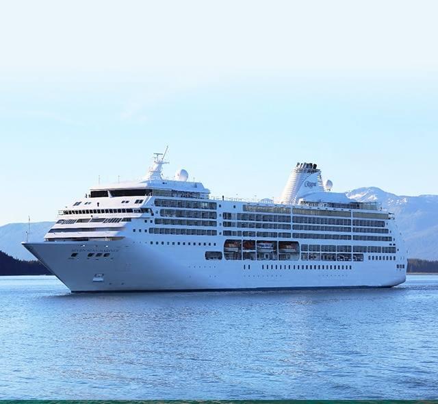 Luxusschiffreisen