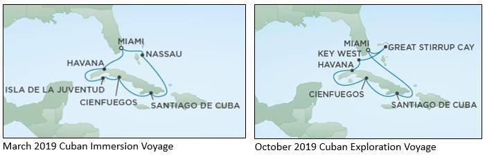 Traumrouten in der Karibik